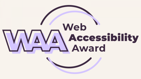 Logo Web Accessibility Award